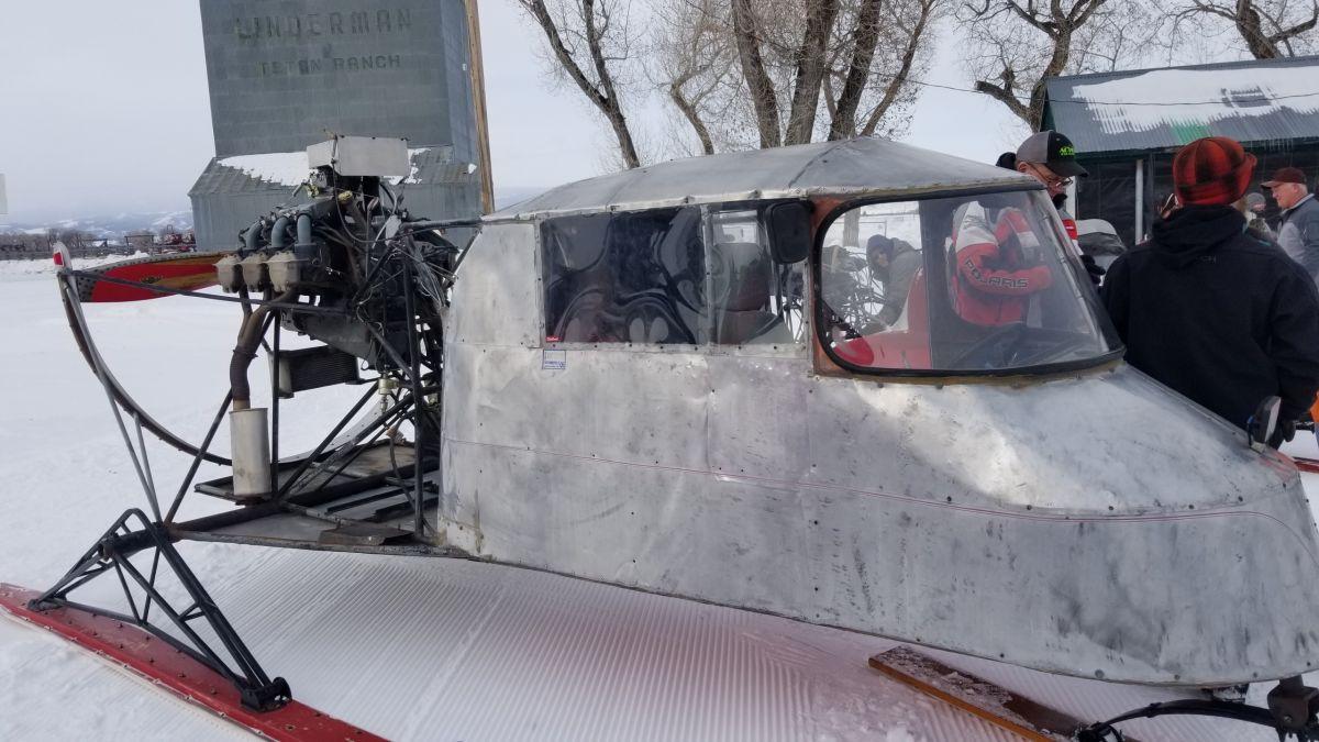 Snow Plane Rally 2020