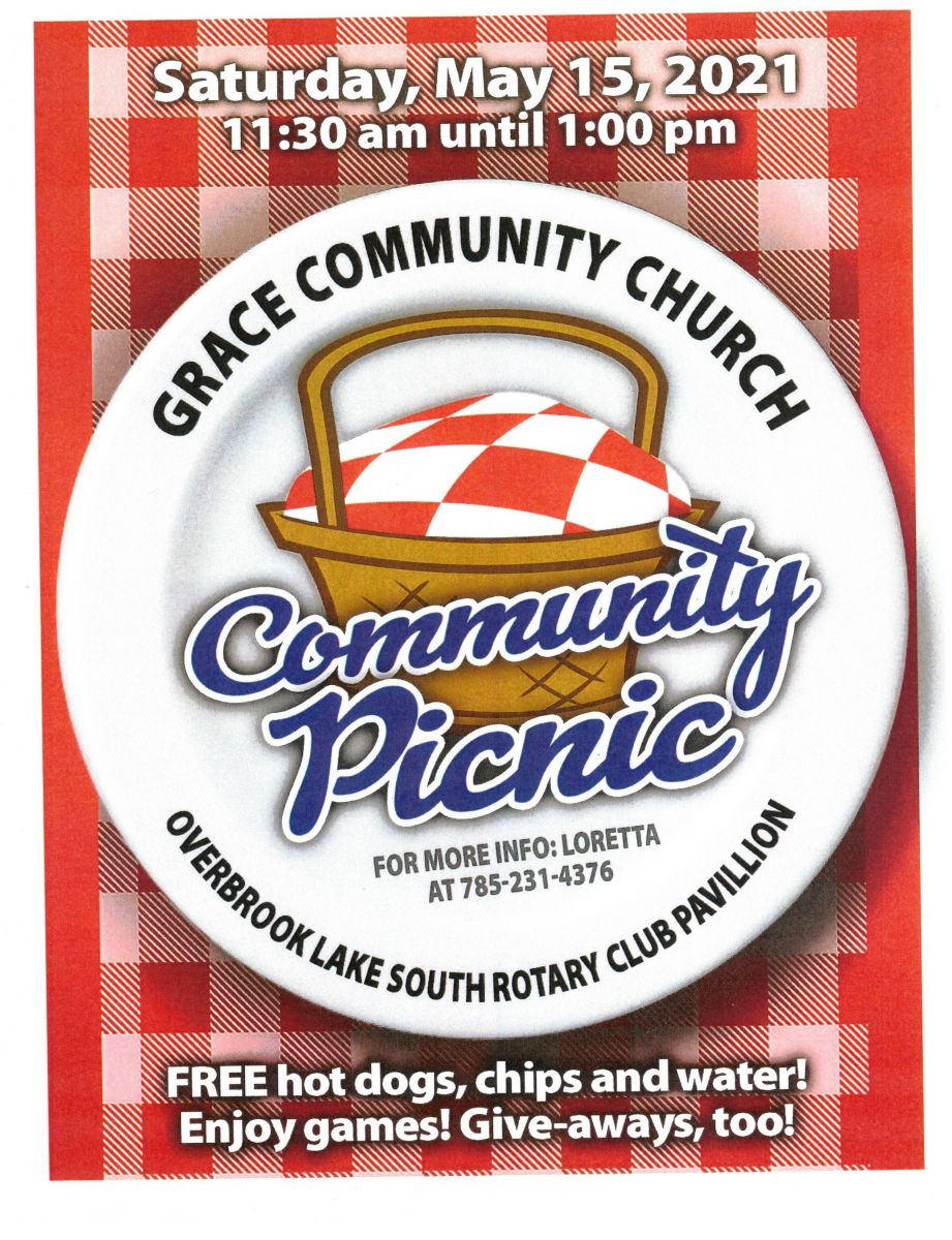 Grace Community Church Community Picnic
