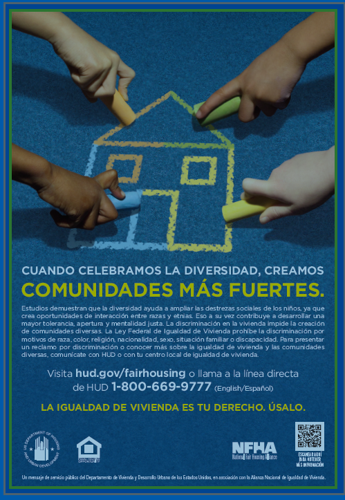Fair Housing Postings SPANISH