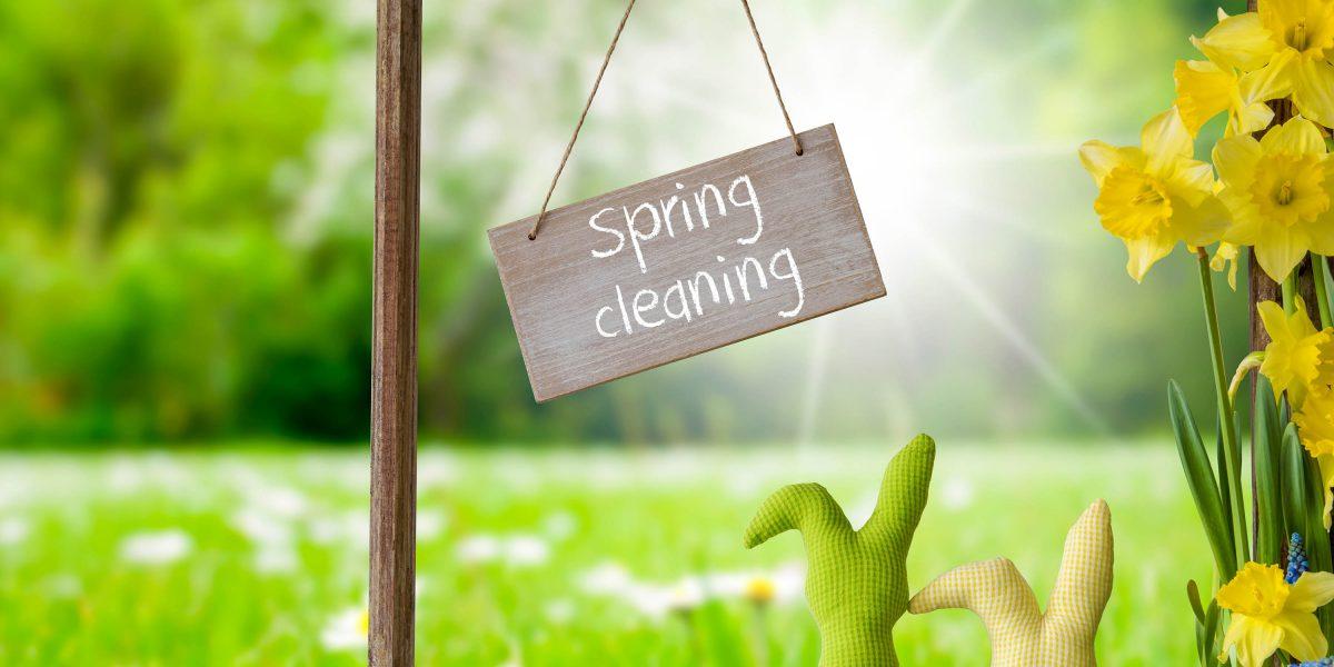 Spring Clean April