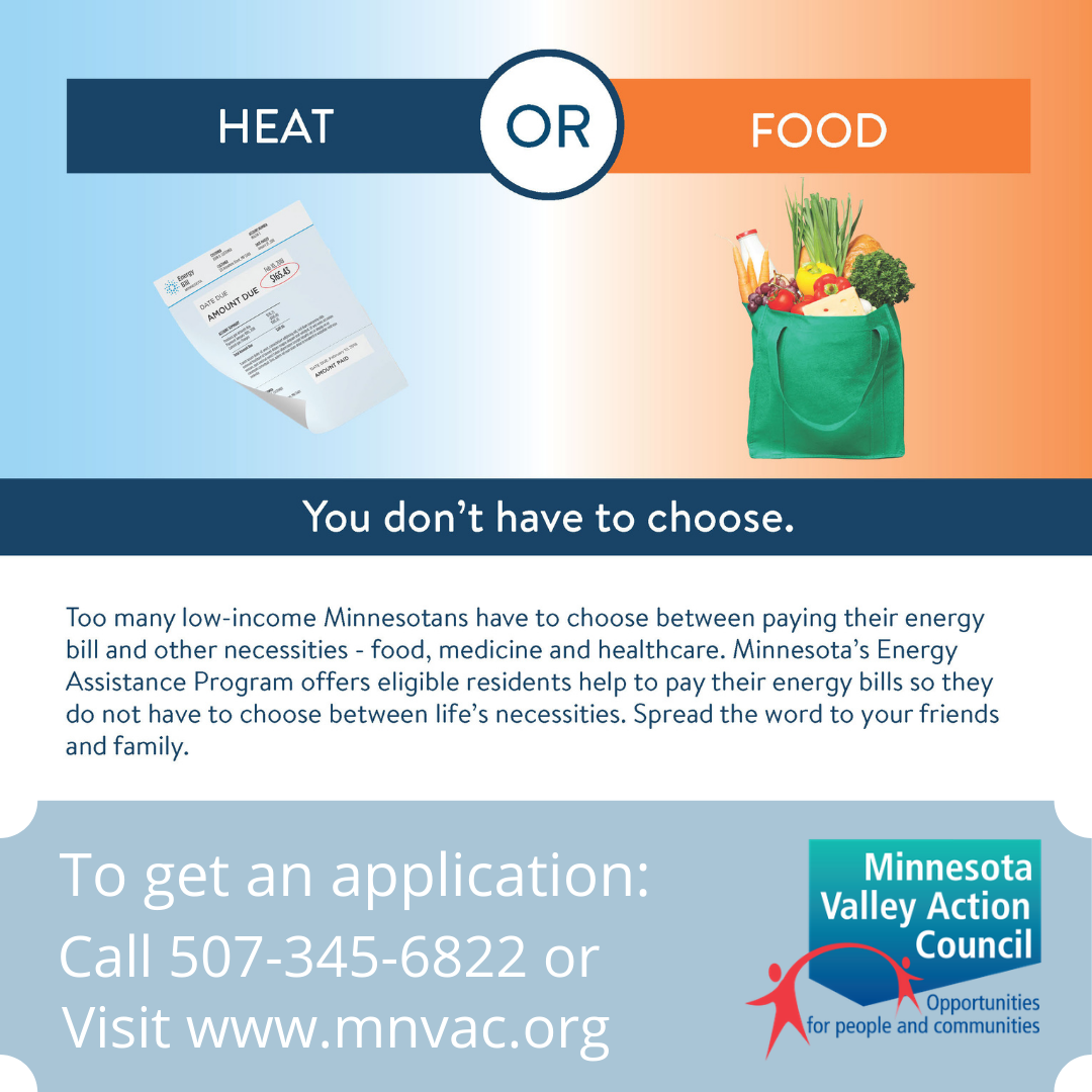 Energy Assistance Poster