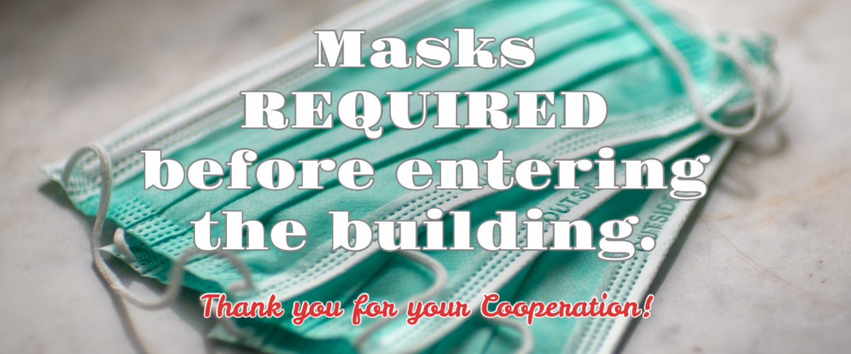 Mask Required